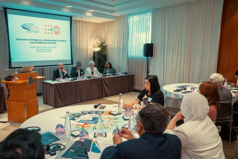 ICPD Consultation in Geneva